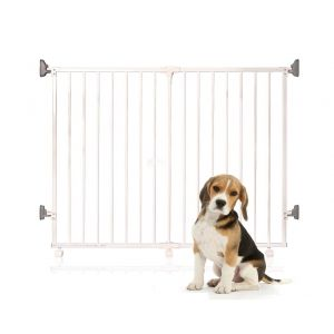 Bettacare Foldaway Pet Gate White 60cm - 125cm