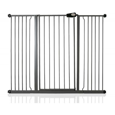 Bettacare Child and Pet Gate Slate Grey 139.8cm - 147.4cm