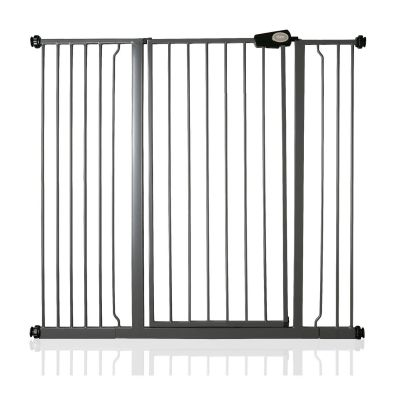 Bettacare Child and Pet Gate Slate Grey 120.3cm - 127.9cm