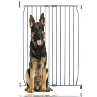 Bettacare Extra Tall Eco Screw Fit Pet Gate Grey 80cm - 90cm