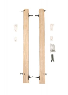 Bettacare Wooden Multi Panel Wall Mounting Kit