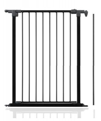 Bettacare Extra Tall Multi Panel Pet Gate Opening Panel 72cm Black