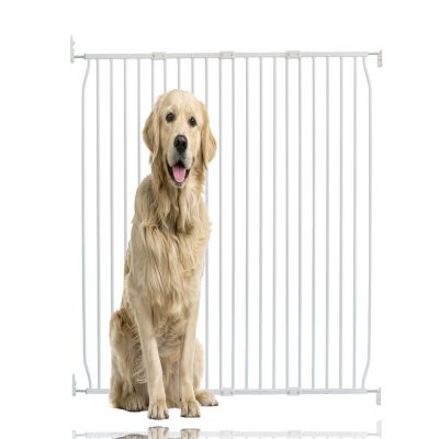 Bettacare Extra Tall Eco Screw Fit Pet Gate White 130cm - 140cm