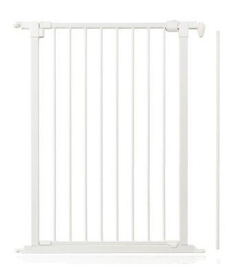Bettacare Extra Tall Multi Panel Pet Gate Opening Panel 72cm White
