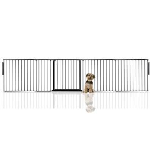 Bettacare Multi Panel Pet Barrier Black Up to 334cm