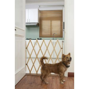 Bettacare Expandable Pet Barrier XL 60 to 230cm Natural