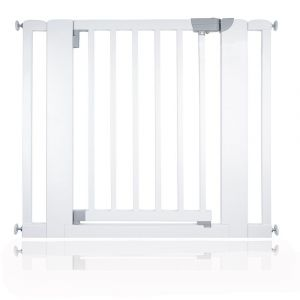 Bettacare Chunky Wooden Pressure Fit Pet Gate White 89cm - 97cm