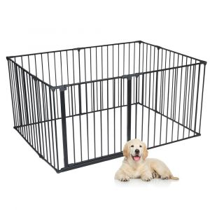 Bettacare Pet Pen Black 105cm x 144cm
