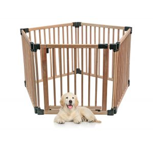 Bettacare Pet Pen Wooden Pentagon 5 x 80cm