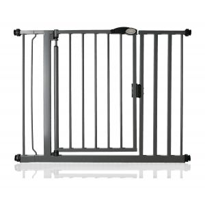 Bettacare Auto Close Slate Grey Pet Gate 96.6cm - 103.6cm