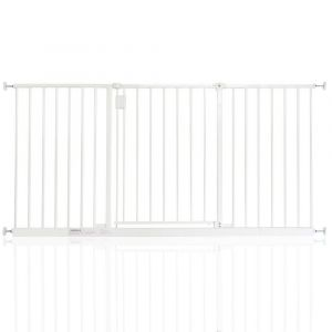 Bettacare Extra Wide Hallway Pet Gate White 146.6cm - 152.6cm