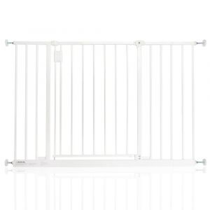 Bettacare Extra Wide Hallway Pet Gate White 109.4cm - 115.4cm