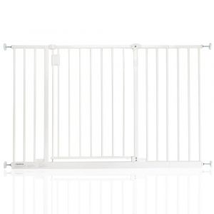 Bettacare Extra Wide Hallway Pet Gate White 115.6cm - 121.6cm