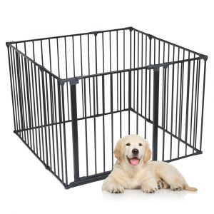 Bettacare Pet Pen Black 105cm x 105cm