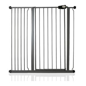 Bettacare Child and Pet Gate Slate Grey 107.4cm - 115cm