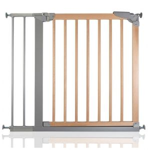 Bettacare Wide Walkthrough Wooden Pet Gate 81.9cm - 89.1cm