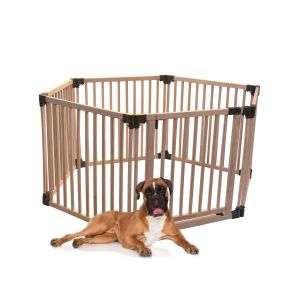 Bettacare Pet Pen Wooden Hexagon 6 x 80cm