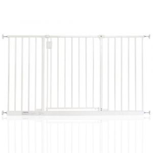 Bettacare Extra Wide Hallway Pet Gate White 128cm -134cm