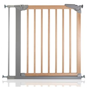 Bettacare Wide Walkthrough Wooden Pet Gate 75.4cm - 82.6cm