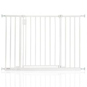 Bettacare Extra Wide Hallway Pet Gate White 103.2cm - 109.2cm