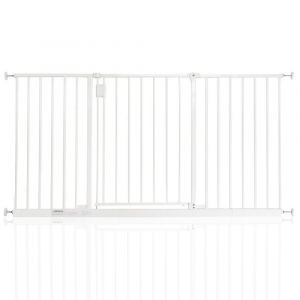 Bettacare Extra Wide Hallway Pet Gate White 140.4cm - 146.cm
