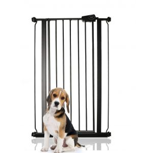 Bettacare Child and Pet Gate, Matt Black Narrow 68.5cm - 75cm