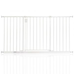 Bettacare Extra Wide Hallway Pet Gate White 134.2cm - 140.2cm