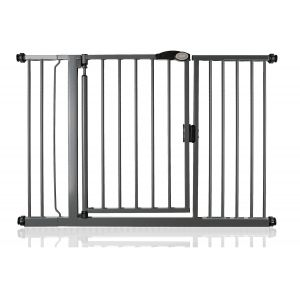 Bettacare Auto Close Slate Grey Pet Gate 125.4cm - 132.4cm