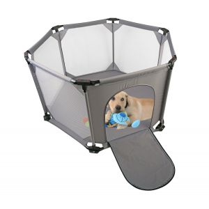 Bettacare Deluxe Fabric Pet Hexagon Playpen