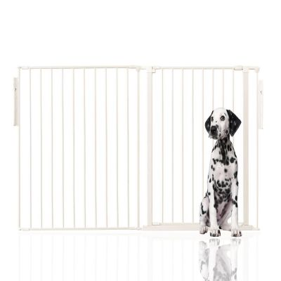 Bettacare Extra Tall Multi Panel Pet Barrier White upto 144cm