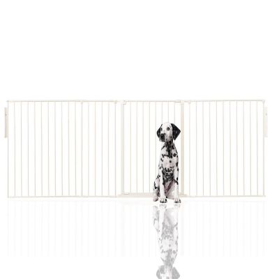 Bettacare Extra Tall Multi Panel Pet Barrier White upto 262cm