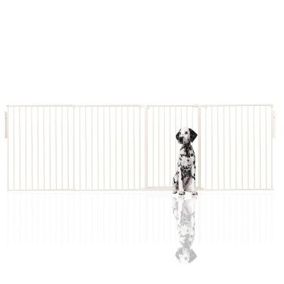 Bettacare Extra Tall Multi Panel Pet Barrier White upto 288cm