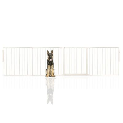 Bettacare Multi Panel Pet Barrier White Up to 288cm