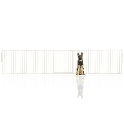 Bettacare Multi Panel Pet Barrier White Up to 360cm