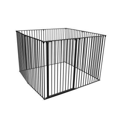 Bettacare Extra Tall Pet Pen Black 144cm x 144cm