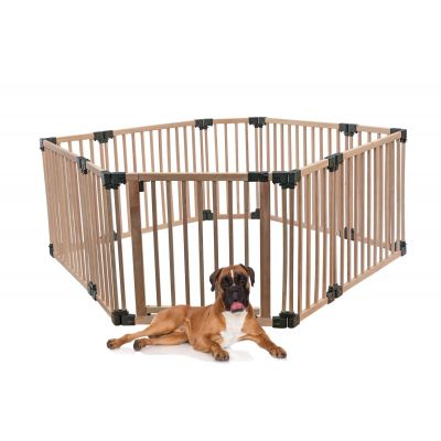 Bettacare Pet Pen Extra Large Wooden Pentagon 5 x 120cm