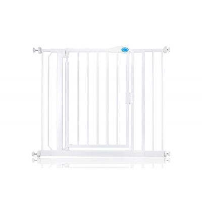 Bettacare Auto Close Pet Gate White 96.6cm - 103.6cm