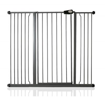 Bettacare Child and Pet Gate Slate Grey 126.7cm - 134.3cm
