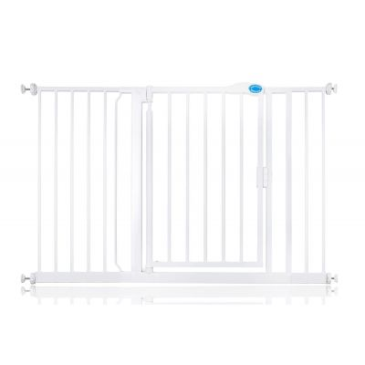 Bettacare Auto Close Pet Gate White 125.4cm - 132.4cm