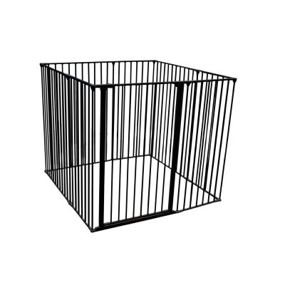 Bettacare Extra Tall Pet Pen Black 118cm x 118cm
