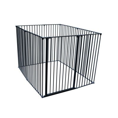 Bettacare Extra Tall Pet Pen Black 118cm x 144cm