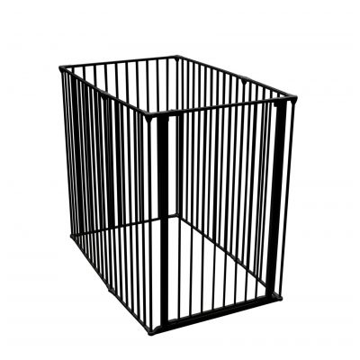 Bettacare Extra Tall Pet Pen Black 72cm x 118cm