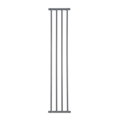 Bettacare Extra Tall Eco Screw Fit Pet Gate Grey 20cm Extension