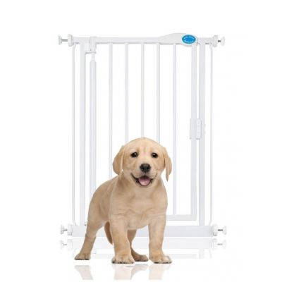 Bettacare Auto Close Pet Gate White Extra Narrow 61cm - 66.5cm