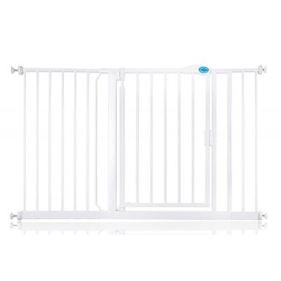 Bettacare Auto Close Pet Gate White 132.6cm - 139.6cm