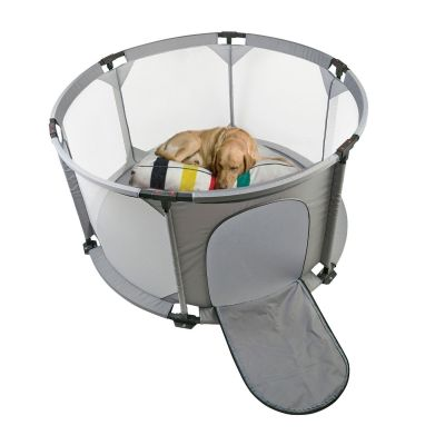 Bettacare Deluxe Fabric Pet Round Playpen