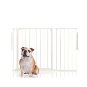 Bettacare Multi Panel Pet Barrier White Up to 118cm