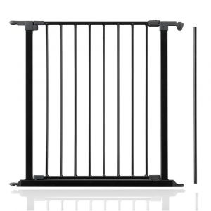 Bettacare Multi Panel Pet Barrier Gate Opening Panel 72cm Black