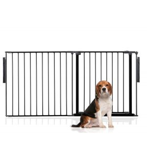 Bettacare Multi Panel Pet Barrier Black Up to 144cm