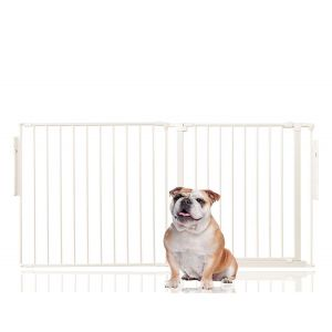 Bettacare Multi Panel Pet Barrier White Up to 144cm